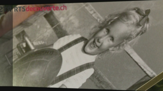 Madeleine Boll, la pionnière du football féminin [RTS]
