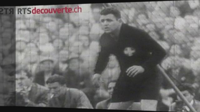 Le match Suisse-Autriche de 1954 [RTS]
