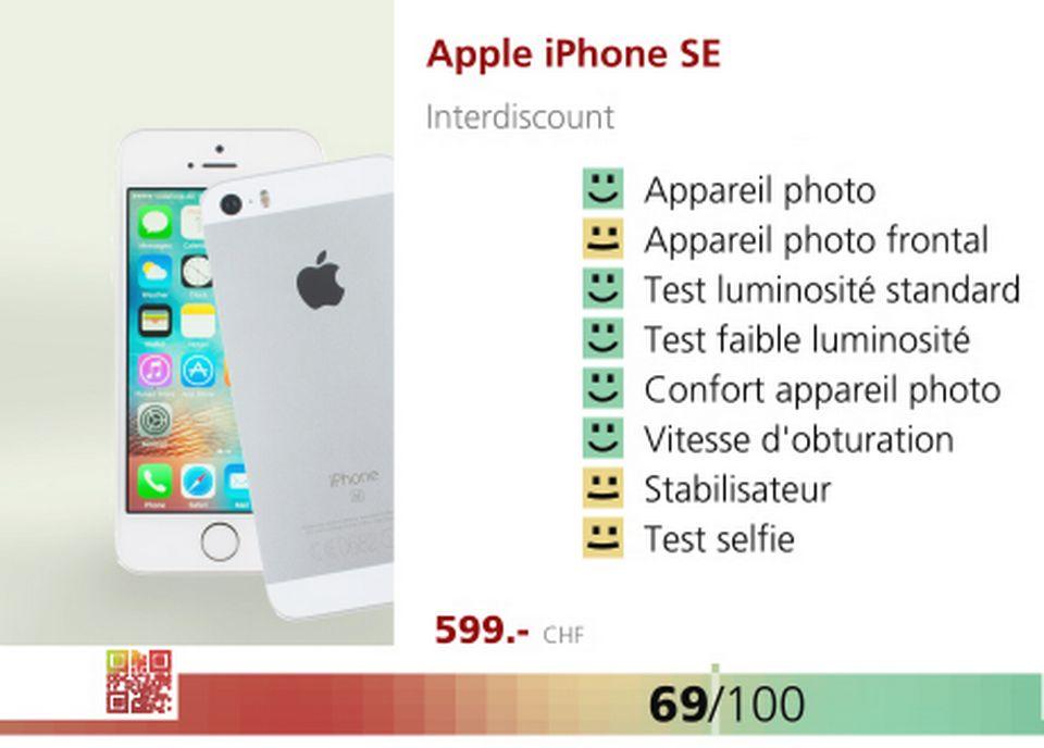Appel Iphone SE [RTS]