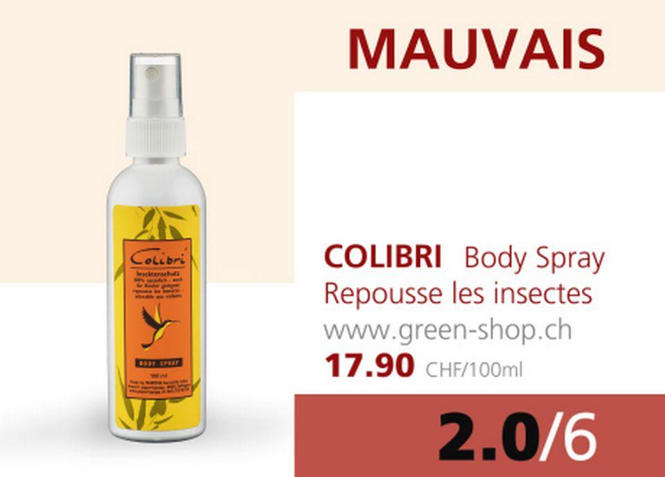Colibri Body Spray [RTS]