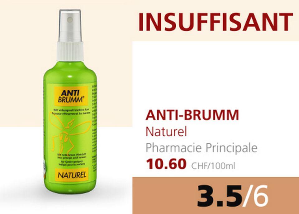 Anti-Brumm Naturel [RTS]