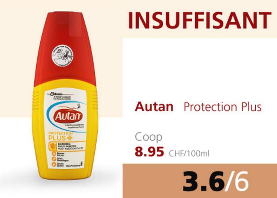Autan Protection Plus [RTS]