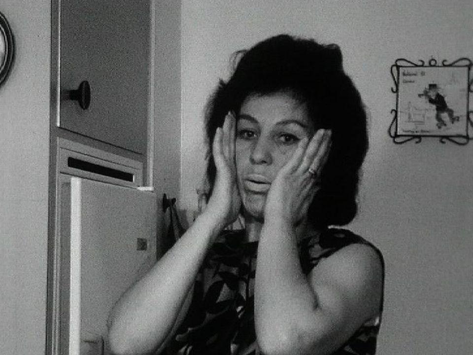 Carrefour en vacances en 1964. [RTS]