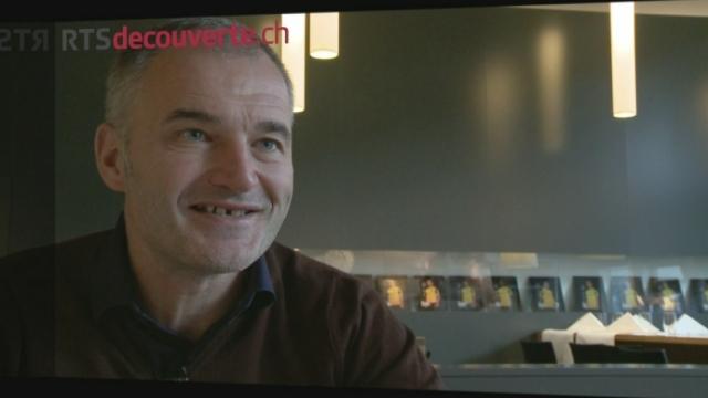 Portrait de Stéphane Chapuisat [RTS]