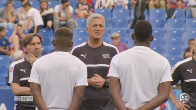 Euro 2016: l'équipe de Suisse a pris ses quartiers dans un hôtel de la banlieue de Montpellier [RTS]