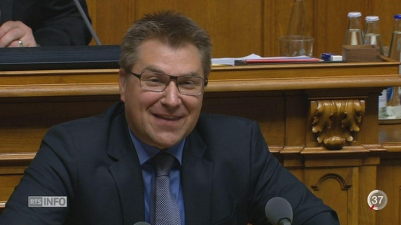 Le parlement empoigne la question des débats inutiles ou jugés comme tels [RTS]
