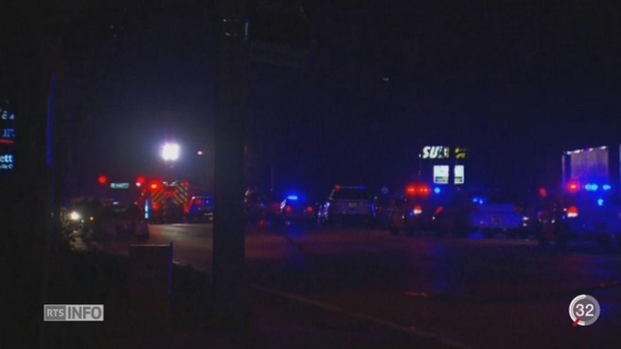 Etats-Unis: 50 personnes ont perdu la vie dans un club fréquenté par des homosexuels à Orlando [RTS]