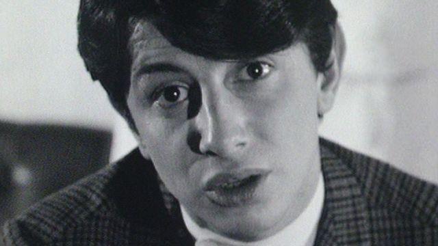 Hervé Vilard chante Capri c'est fini en 1966. [RTS]