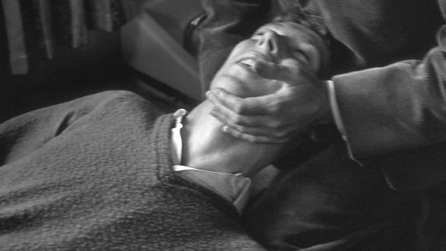 Jean Mohr, Un métier idéal, 1964. Tirage moderne d'après le négatif de 1964. © Jean Mohr - Musée de l'Elysée [© Jean Mohr - Musée de l'Elysée]