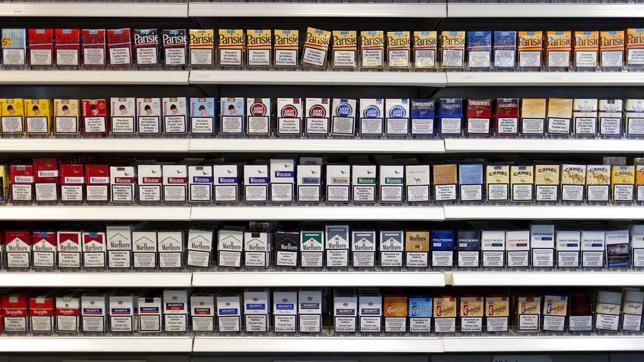 La loi sur le tabac était au menu des discussions mardi au Parlement fédéral. [Gaëtan Bally - Keystone]