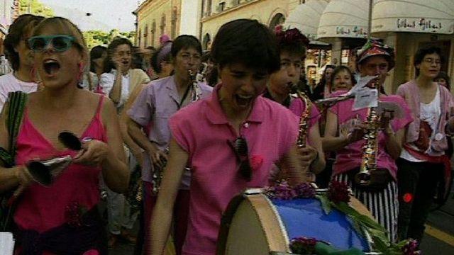 La grève des femmes, 14 juin 1991. [RTS]