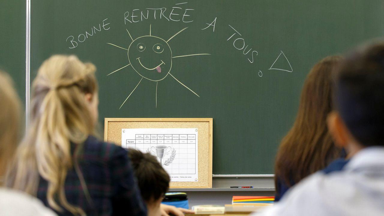Il faut faire en sorte qu'aucun élève ne sorte de l'école sans avoir été confronté à la question du racisme, selon Martine Brunschwig Graf. [Salvatore Di Nolfi - Keystone]
