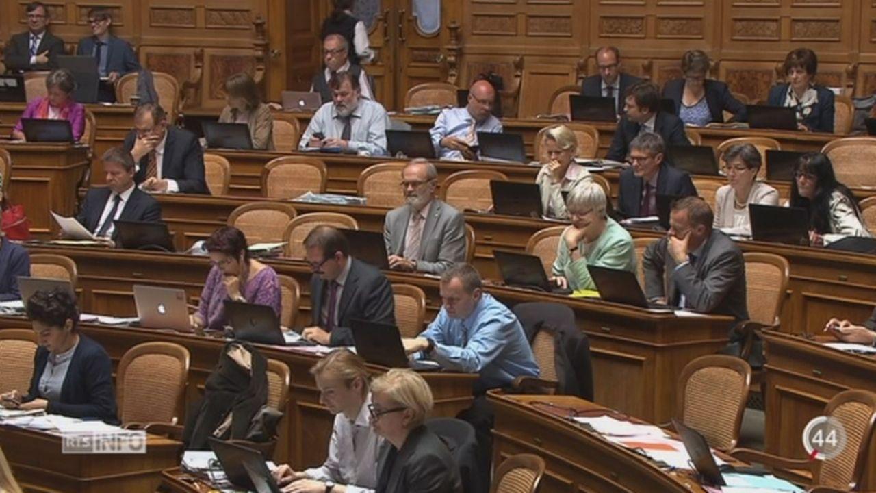 Le Conseil national boucle la réforme de la fiscalité des entreprises [RTS]