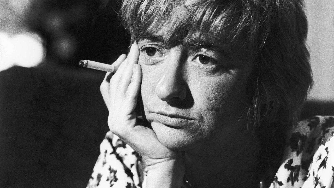 Françoise Sagan. [Jean-Régis Roustan - Roger-Viollet / AFP]
