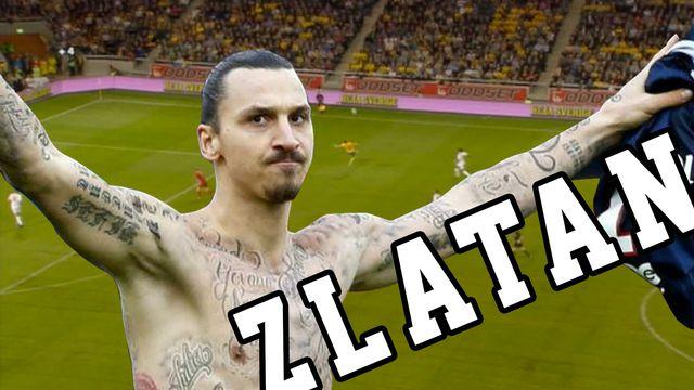 Zlatan Ibrahimovic [RTS]