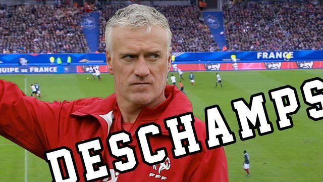 Didier Deschamps [RTS]