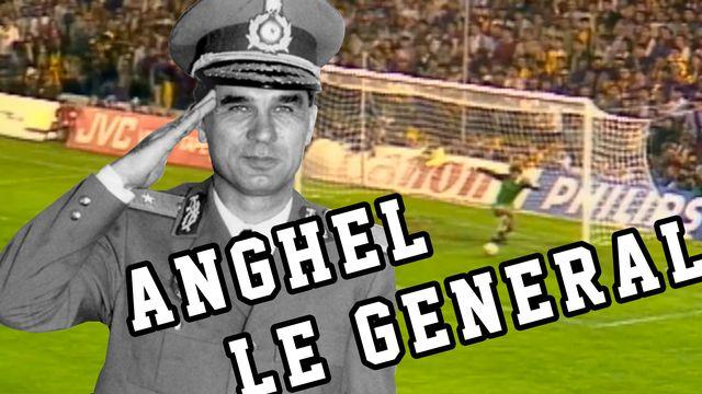 Le général Anghel Iordanescu [RTS]
