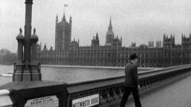 Londres dans les années 60. [RTS]