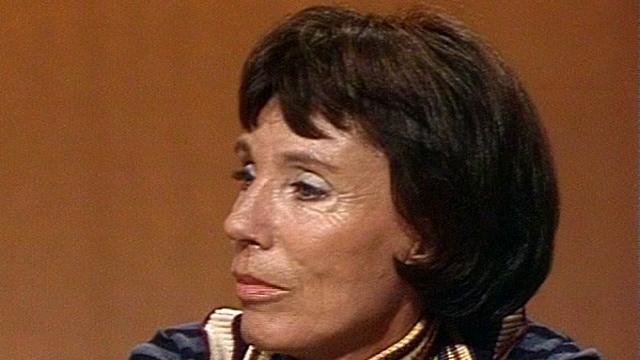 Benoîte Groult (2) [TSR 1978]