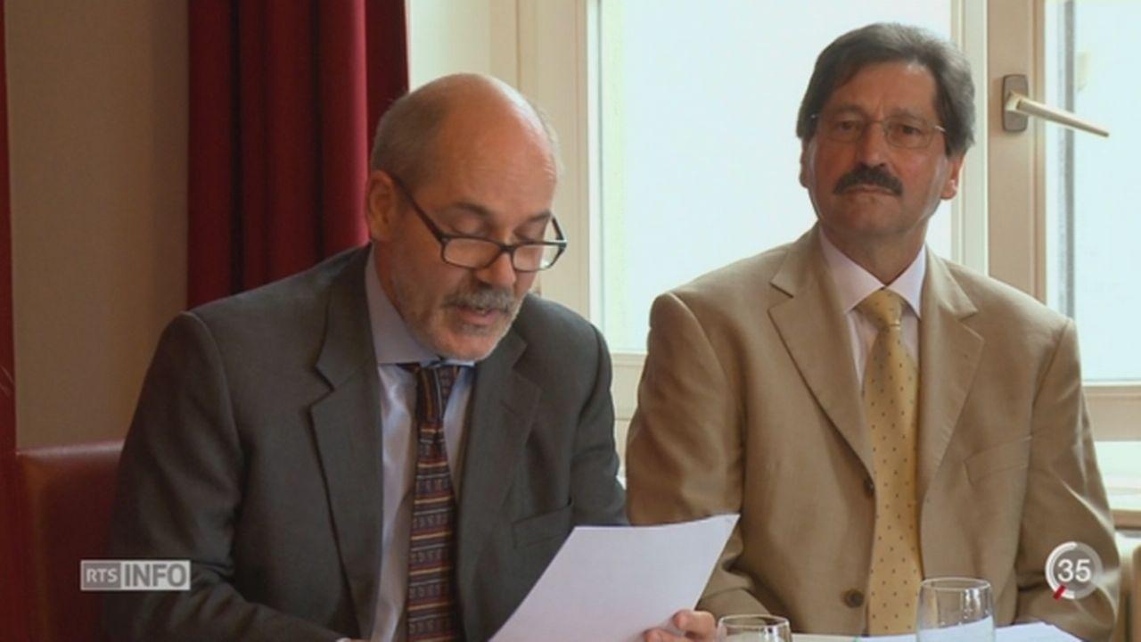 Une commission souhaite l'indemnisation des victimes de pédophiles [RTS]