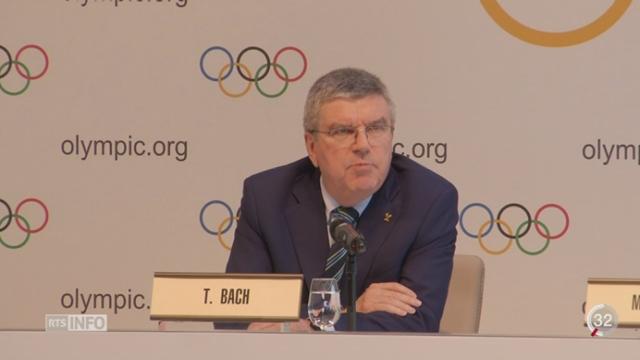 Jeux de Rio: le CIO acceptera finalement les athlètes russes et kenyans au cas par cas [RTS]