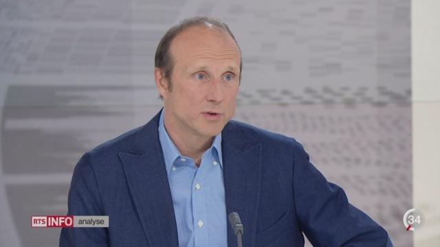 Décision du CIO: l'analyse de Pascal Thurnherr [RTS]