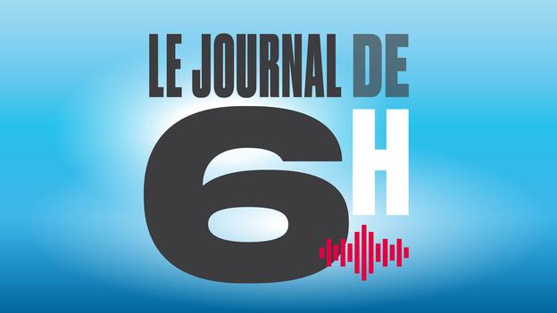 Le Journal de 6h - Présenté par Sandra Viscardi