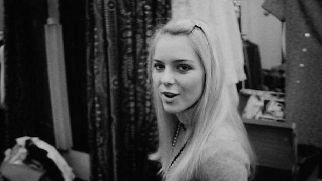 France Gall en 1969. [RTS]