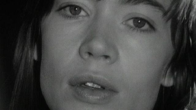 Françoise Hardy en 1971. [RTS]