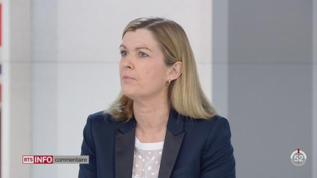 Brexit: le commentaire de Madeleine Brot, cheffe de la rubrique internationale [RTS]