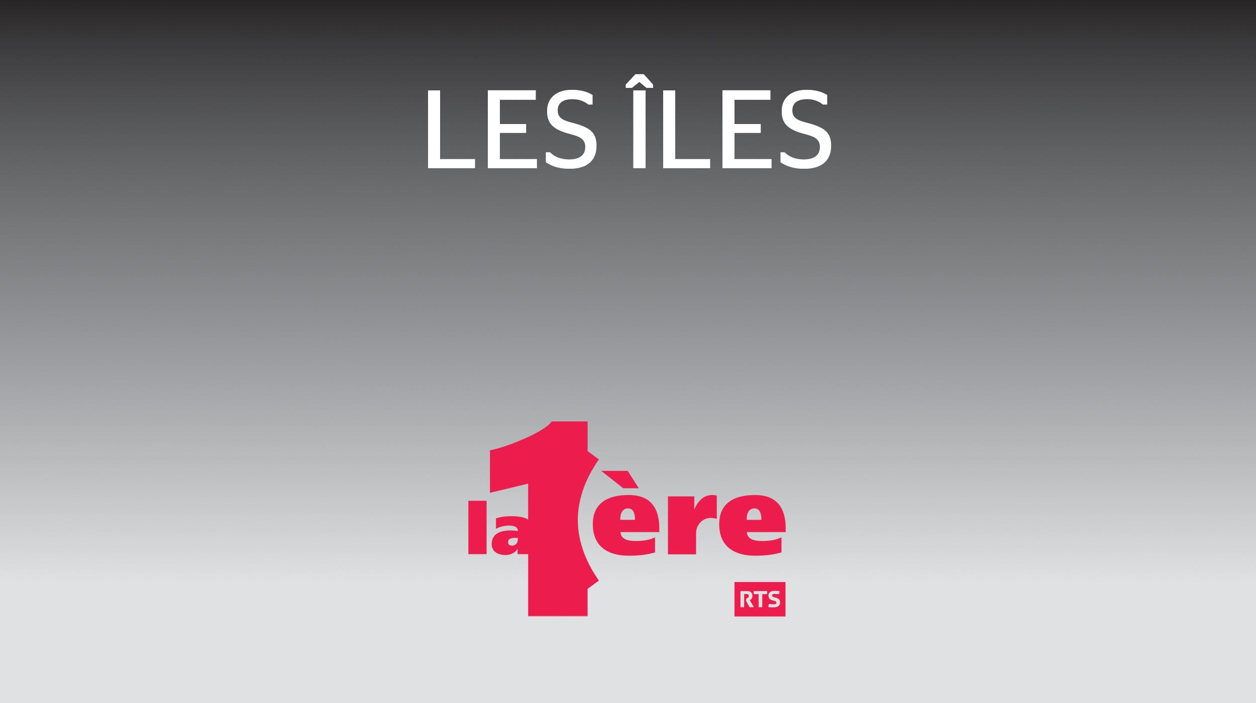 Logo Les îles [RTS]