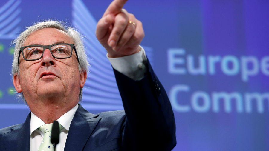 Pour le président de la Commission européenne Jean-Claude Juncker, le rôle de l'Allemagne est central.