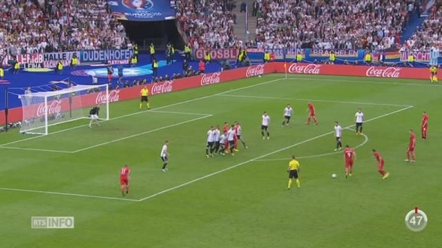 Euro 2016: la rencontre entre la Suisse et la Pologne s'annonce tendue [RTS]