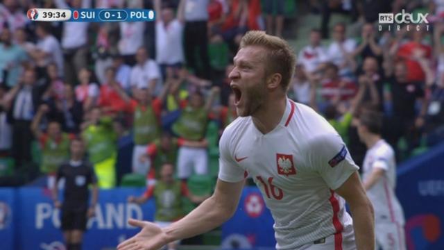 1-8, SUI-POL (0-1): Blaszczykowski ouvre la marque pour la Pologne [RTS]