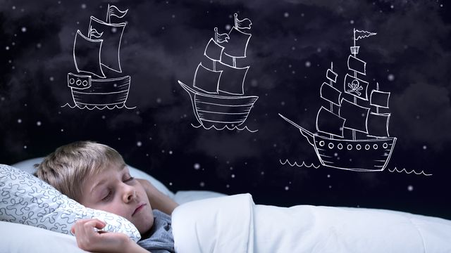 Durée et fréquence des rêves [Photographee.eu - Fotolia]