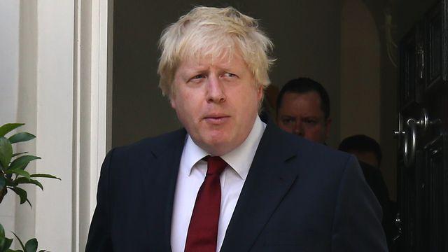 Boris Johnson était le favori des bookmakers pour succéder à David Cameron. [Justin Tallis - AFP]