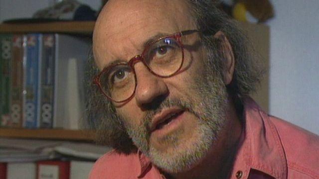 Interview du dessinateur suisse de bande dessinée Derib en 1997 [RTS]