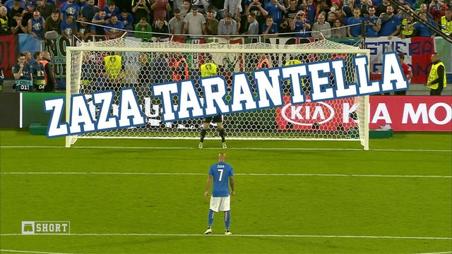 Le penalty de Zaza