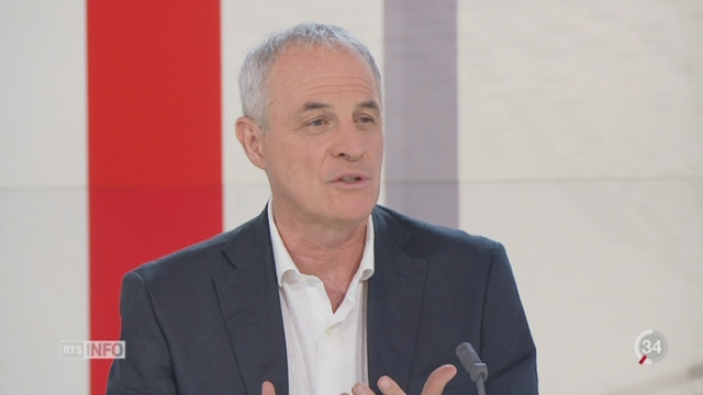 Infection bactérienne fulgurante: les explications de Didier Pittet