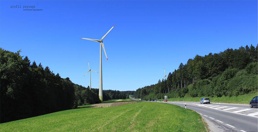 Nouveau recours et nouveau retard pour le projet d#039;éoliennes lausannois