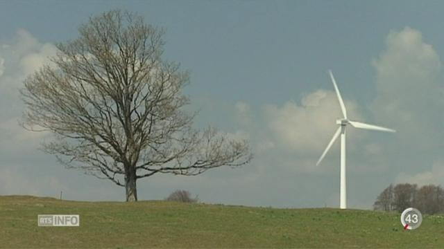 VD: les opposants aux éoliennes brandissent les effets négatifs supposés des infrasons [RTS]