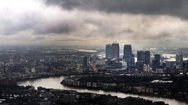 Le marché immobilier britannique est dans la tourmente après le vote du Brexit. [ANDY RAIN - Keystone]