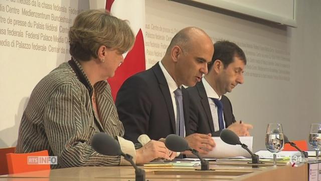 Le Conseil fédéral envoie un signal fort au sujet de l'enseignement des langues nationales [RTS]