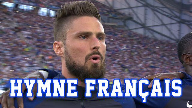 Vignette hymne french