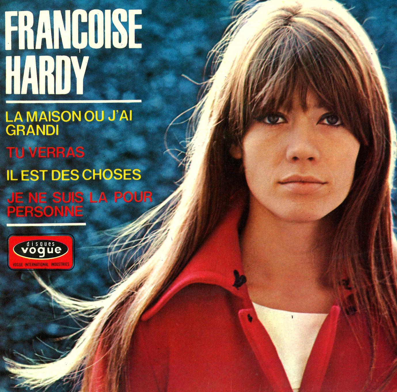 Françoise Hardy - L'Amour S'En Va