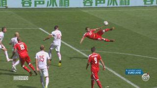 Euro 2016: retour sur les meilleures actions [RTS]