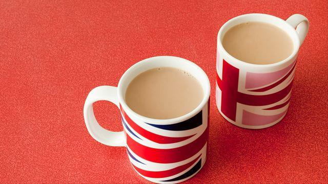 """Un fabricant de thé basé en Allemagne veut déposer la marque """"Brexit"""" (image d'illustration). [Image source]"""
