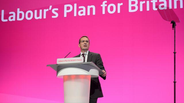 Le député travailliste Owen Smith a annoncé mercredi sa candidature à la tête du Labour. [AFP]