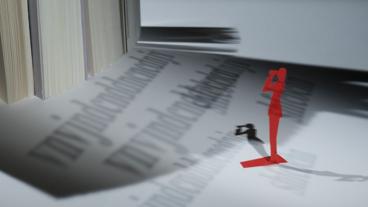 Les universités se préoccupent toujours plus du phénomène du plagiat. [Agnès Audras - AFP]