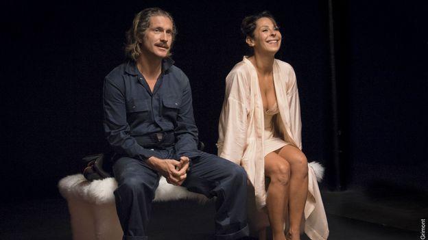 Rencontre avec les comédiens Tania Garbarski et Charlie Dupont